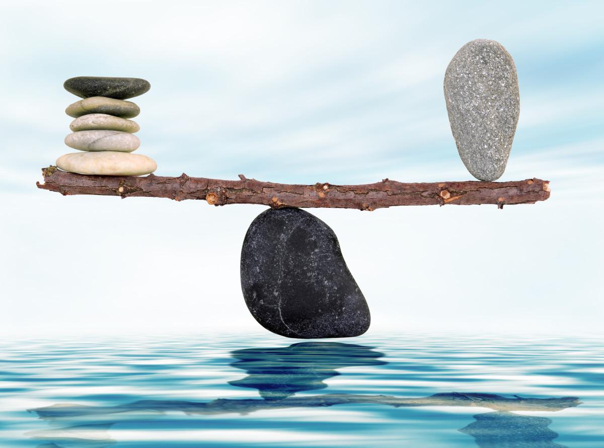 The balancing act of parents