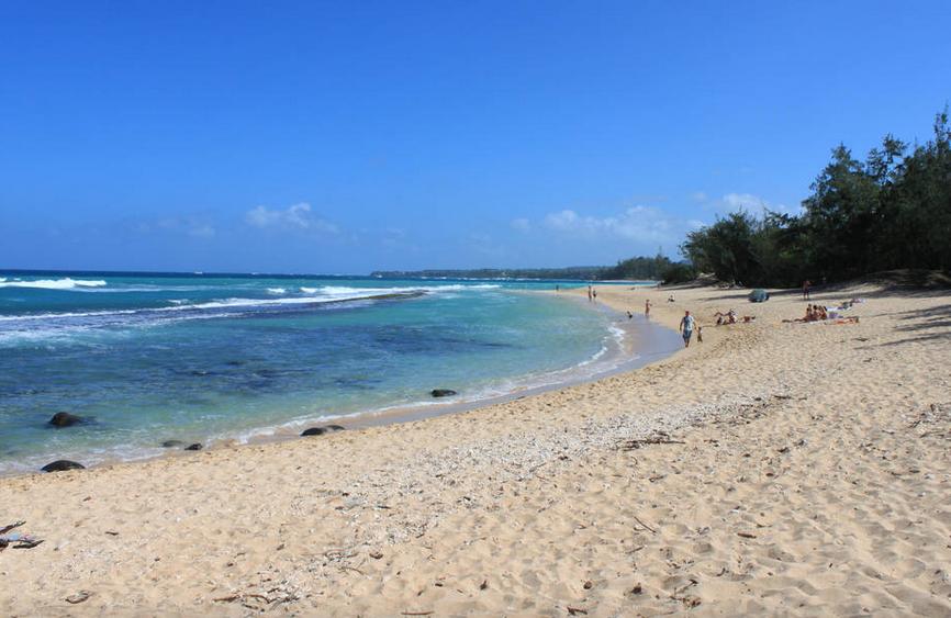Baby Beach, Paia, Hawaii