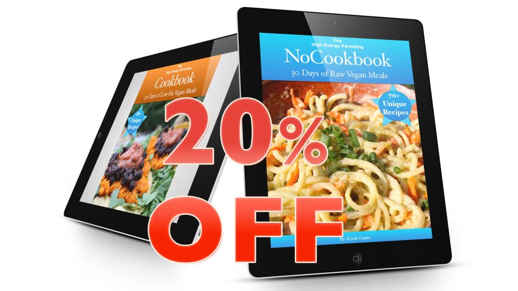 hep-two-cookbooks-20-off